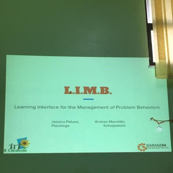 Presentazione Progetto LIMB